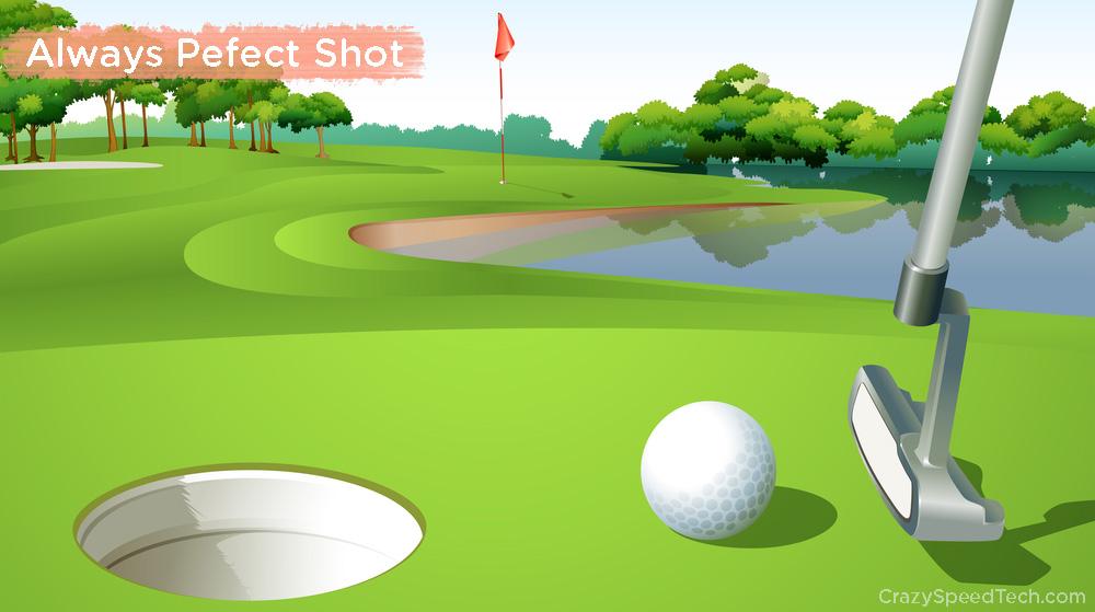 Golf Clash Mod – Always Perfect Shot (Private Server APK)