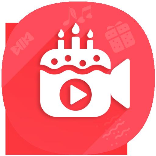 Happy Birthday video maker app free donwload