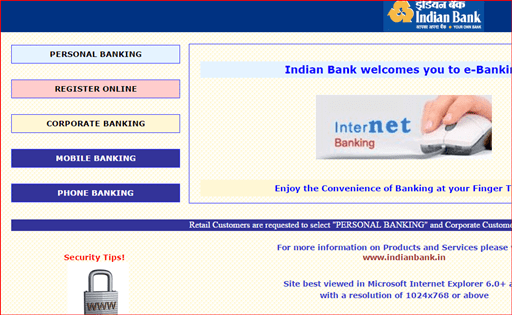 Indian Bank Netbanking Complete Guide